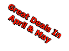 Great Deals In 